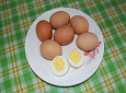 잘 까지고 터지지 않게 계란 잘 삶는 법