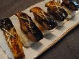 고등어 데리야끼 초밥