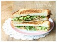 한끼 식사로도 좋은 든든한 간식...어묵 샐러드 토스트