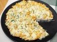 치즈 쭉쭉~ NO오븐 NO밀가루 콘치즈 계란피자 만들기