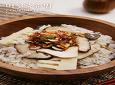 버섯향 가득 머금은 버섯죽순밥