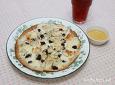또띠아로 초간단 피자만들기