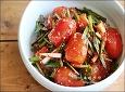 토마토김치만드는법, 토마토요리, 방울토마토김치