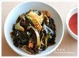 풋마늘생미역무침 만드는법, 풋마늘무침, 황사에 좋은 음식