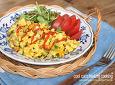 두부와 달걀의 영양을 고스란히 담은 브런치 메뉴..두부스크램블