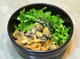 뽕잎 김치 굴밥(김치굴밥)