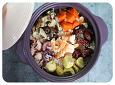 영양가득! 감칠맛나는~ 일식 해물영양밥