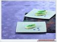 여름 사찰음식 - 수박껍질 해초 초밥