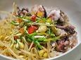 ♬ 봄가득! 달래양념, 쭈꾸미 콩나물밥