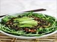 [봄나물 비빔국수] 상큼하고 향긋한 봄나물 비빔국수 만들기