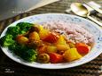 [카레/커리]간단하게 만드는 채소 카레 맛있게 만드는 법