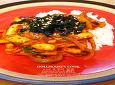 <오징어덮밥>~ 화끈한 오징어덮밥 만드는법