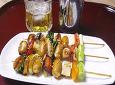 맥주랑 캐미 폭발! 치즈 쏙 비엔나 꼬치