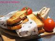 신혼일기 안구커플이 만든~초간단 샌드위치