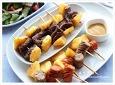 소고기 파인애플 꼬치구이 만드는법, 캠핑요리, 방학간식요리