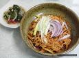 만능 고추장으로 만든 간단한 비빔국수