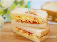샌드위치는 다 좋아! 계란샌드위치~