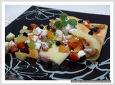 특급호텔식 디저트의 한식화! 제철과일로 만든 과일크레페