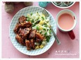 데리야끼 치킨과 마늘볶음밥 만드는법, 어린이날 특별식