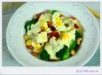 [사과 브로콜리샐러드]사과브로콜리 샐러드 with 요거트 드레싱