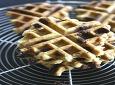 오븐대신 와플기로 구워내는 쿠키란? 오트밀 초콜렛 와플쿠키