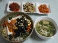 입맛 떨어지는 여름에 최고! 생채 비빔밥