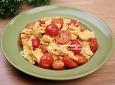 다이어트 요리♥토마토 스크램블에그 만드는법