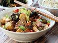 [애호박 버섯조림] 식탁 위에 이 것만 있으면 입맛이 돌아온다.