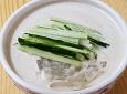 다이어트 요리, 고소한 우무묵 콩국