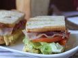 한국인 입맛에 맞춘~마늘크림치즈 샌드위치...완.죤.대.박.