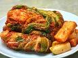 [김장김치맛있게담그는법]무채없이 무넣고 만드는 김장김치