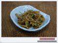 거칠거칠한 현미밥도 한그릇 뚝딱 - 콜라비 장아찌