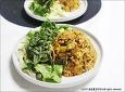 [샐러드김치볶음밥] 맛있는 샐러드 김치볶음밥 만드는 법