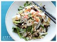 얌운센, 태국식잡채요리 만드는법, 닭가슴살 다이어트 요리
