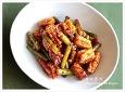 오징어 마늘종볶음 만드는법, 마늘쫑/마늘종요리