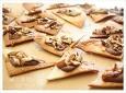 발렌타인데이 초콜릿...아몬드 초코 또띠아칩, 초코 또띠아칩
