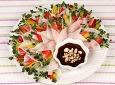식탁 위에 봄꽃이 피었어요~ 예쁜 무쌈말이 만드는법