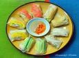 꽃보다 월남쌈, 아름다운 모양과 색이 돋보이는 요리