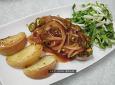 쇠고기 부럽지 않은 돼지고기 등심 스테이크