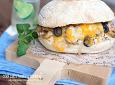 3가지 치즈가 만드는 환상적인 맛~트리플치즈 치아바타샌드위치