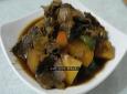 백 선생 집밥3, 일본식 감자조림