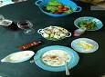 지중해 백고동 수프와 스파게티