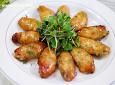 연말파티요리로 좋은 닭윙구이!
