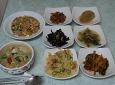백 주부 집밥, 냉동실 뒤져 만든 건어물 밥상