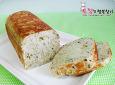 노오븐) 찜통+후라이팬으로 만든~ 브로콜리 듬뿍! 건강식빵