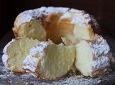 밀가루 없이 버터없이 백설기 처럼 가볍게 만든 슈라전분케익...