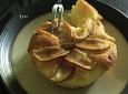 신랑의 극찬을 받은 케이크^^ - 크림치즈 사과 미니 케이크~