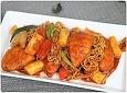 먹다 남은 치킨을 활용한 맛있고 신선한 요리 [치킨라볶이]