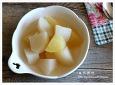 사과.배 졸임 만드는법, 과일 디저트 만드는법