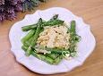 10분뚝딱♥아스파라거스 스크램블에그 만드는법 다이어트음식